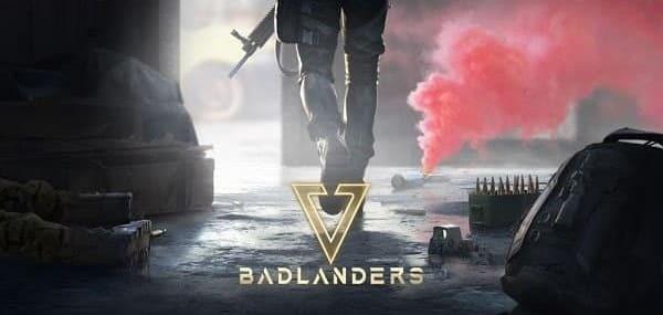 Badlanders Logo
