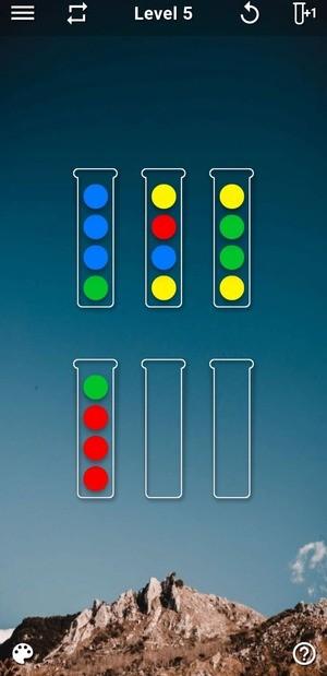 Ball Sort Puzzle Screenshot 2