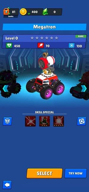 Battle Cars Monster Hunter Screenshot 3