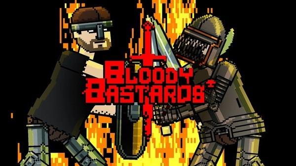 Bloody Bastards Logo