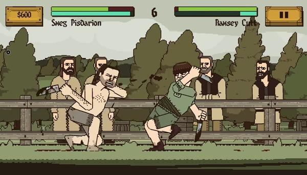 Bloody Bastards Screenshot 3