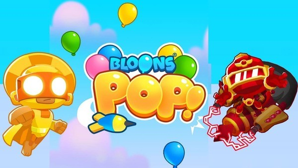 Bloons Pop Logo