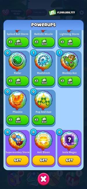 Bloons Pop Screenshot 2