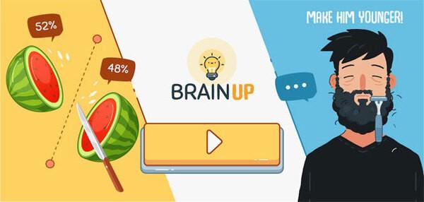Brain Up Logo