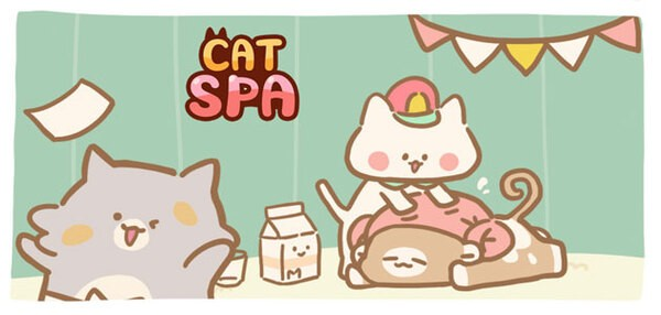 Cat SPA Logo