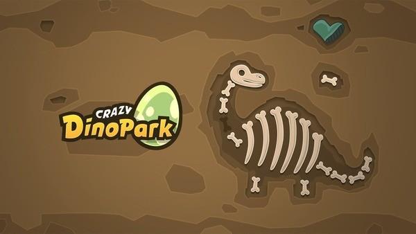 Crazy Dino Park Logo