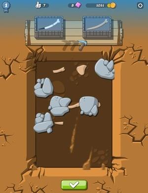 Crazy Dino Park Mod Screenshot 1