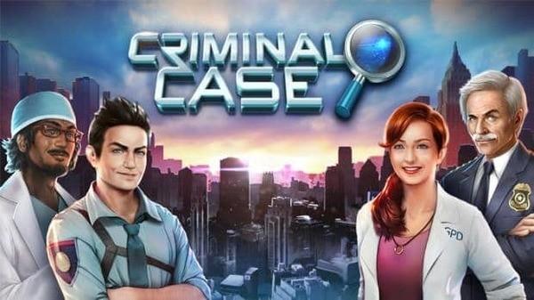 Criminal Case Logo