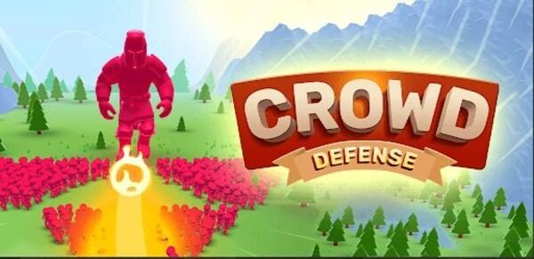 Crowd Defense Logo