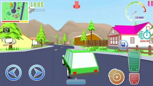 Dude Theft Wars Screenshot 1