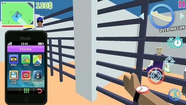 Dude Theft Wars Screenshot 2