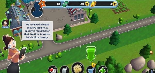 Food World Tycoon Screenshot 1