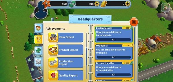 Food World Tycoon Screenshot 2