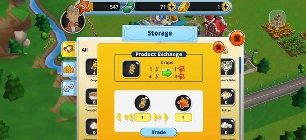 Food World Tycoon Screenshot 3