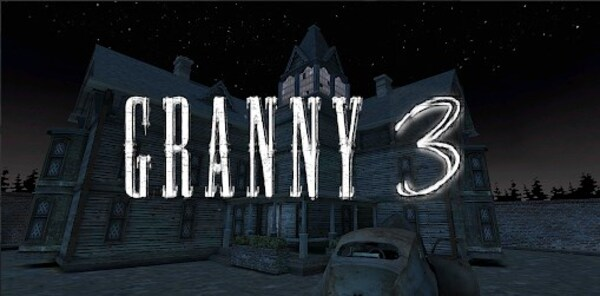 Granny 3 Mod Logo