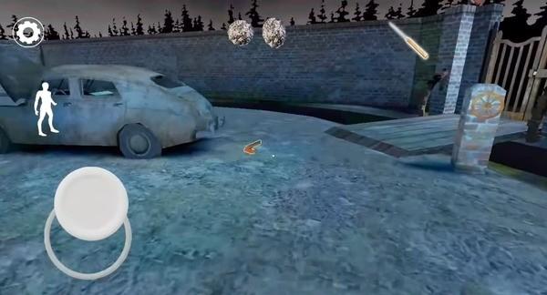 Granny 3 Mod Screenshot 2