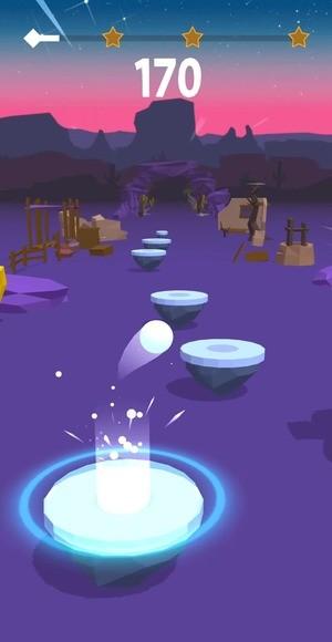 Hop Ball 3D Screen 1