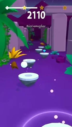 Hop Ball 3D Screen 3
