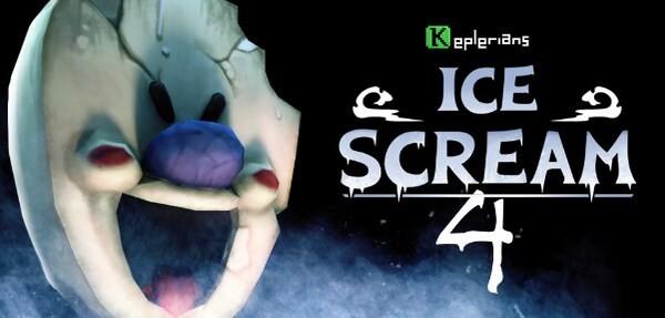 Ice Scream 4 Rod's Factory Logo