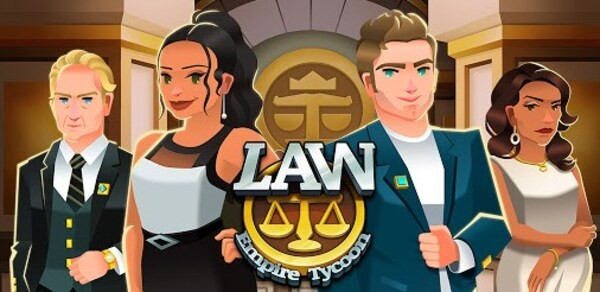 Law Empire Tycoon Logo