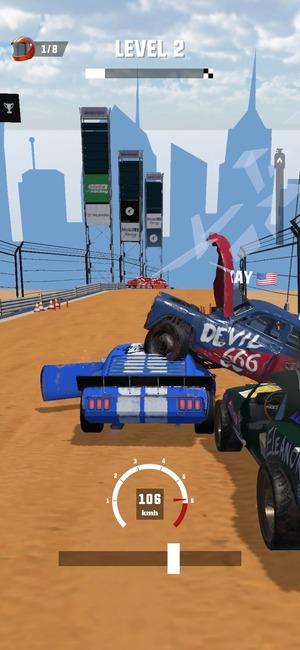 Mad Racing 3D Screenshot 2