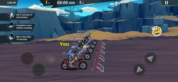 Mad Skills Motocross 3 Screenshot 2