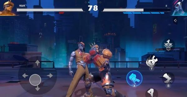 Metal Revolution Screenshot 3