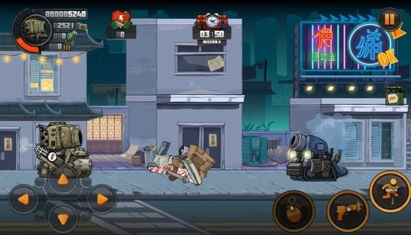 Metal Soldiers 3 Screenshot 1