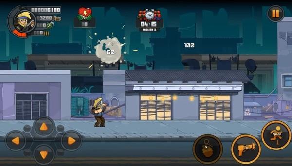 Metal Soldiers 3 Screenshot 2