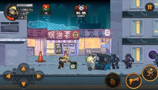 Metal Soldiers 3 Screenshot 3