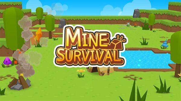 Mine Survival Logo