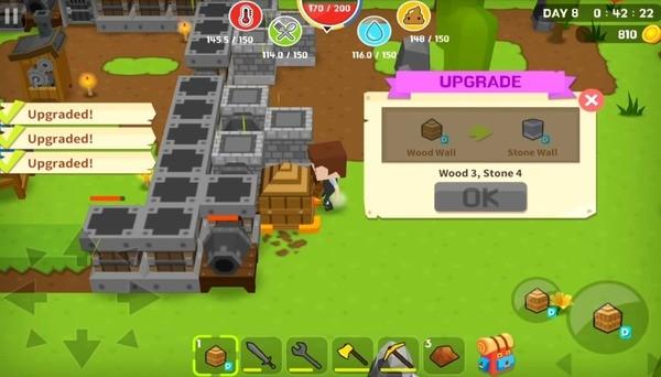 Mine Survival Screenshot 1