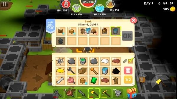Mine Survival Screenshot 2