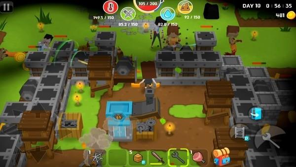 Mine Survival Screenshot 3