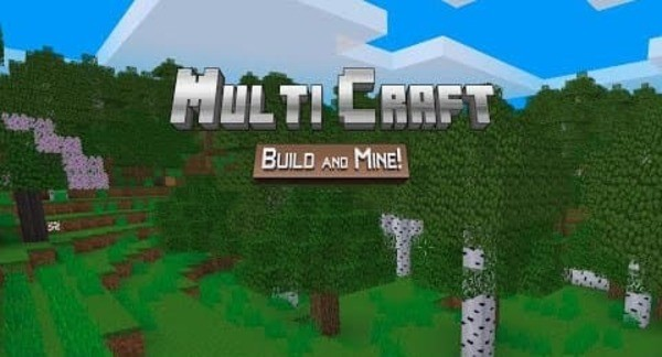 MultiCraft ― Build and Mine Logo