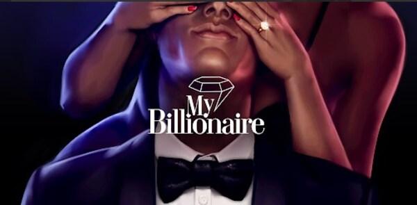 My Billionaire Love Stories Logo