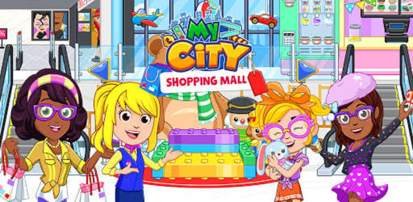 My City Shopping Mall Logo