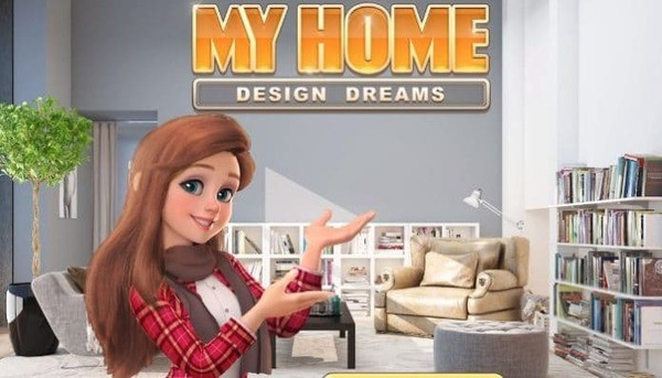 My Home Design Dreams Logo