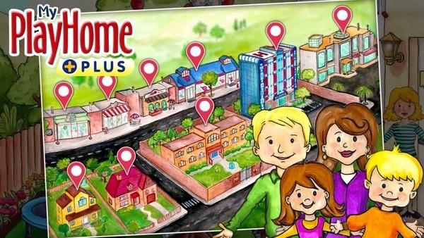 My PlayHome Plus Logo
