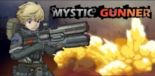 Mystic Gunner Logo