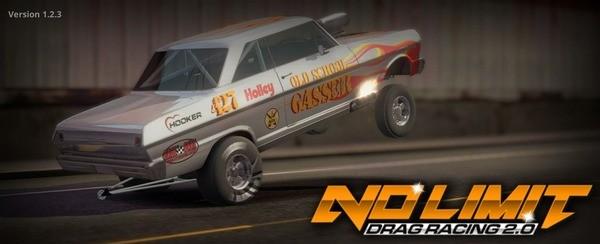 No Limit Drag Racing 2 Logo