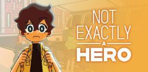 Not Exactly A Hero Logo