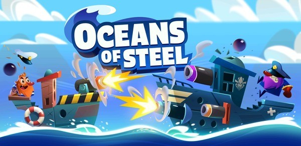 Oceans of Steel Logo