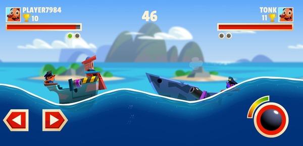 Oceans of Steel Screenshot 2