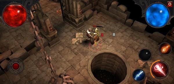 Path Of Evil Immortal Hunter Screen 2