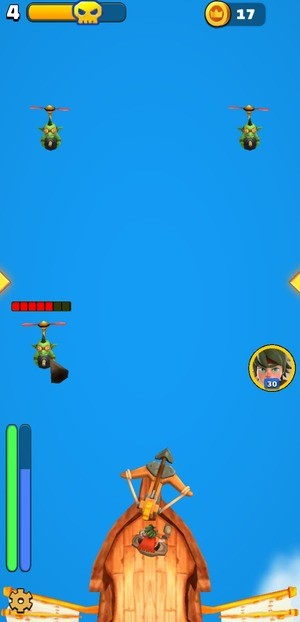Pocket Defender Slay the Dragon Screen 3