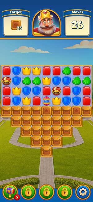 Royal Match Screenshot 3