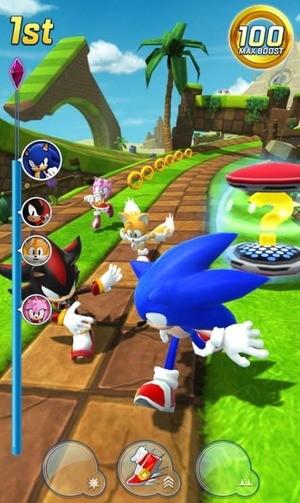 Sonic Forces Screenshot 1