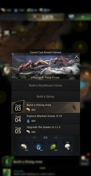 The Ants Underground Kingdom Screenshot 1