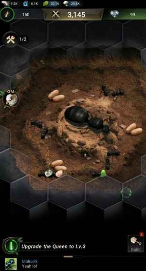 The Ants Underground Kingdom Screenshot 2